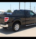 ford f 150 2011 brilliant black crystal pearl coat xl flex fuel 8 cylinders 2 wheel drive automatic 75041