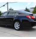 lexus es 350 2007 black sedan gasoline 6 cylinders front wheel drive automatic 77002