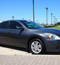 nissan altima 2012 dk  gray sedan 2 5 s special edition gasoline 4 cylinders front wheel drive automatic 76018