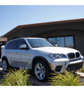 bmw x5 2013 silver suv xdrive35i sport activity gasoline 6 cylinders all whee drive steptronic 99352