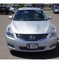 nissan altima 2012 silver sedan 3 5 sr gasoline 6 cylinders front wheel drive automatic 78552
