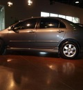 toyota corolla 2007 gray sedan gasoline 4 cylinders front wheel drive automatic 80504