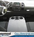 chevrolet silverado 1500 2012 black pickup truck lt flex fuel 8 cylinders 2 wheel drive automatic 77503