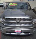 dodge ram 1500 2009 gray gasoline 8 cylinders 2 wheel drive automatic 79925