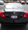 nissan altima 2009 black coupe gasoline 4 cylinders front wheel drive automatic 79925