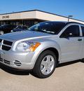 dodge caliber 2012 silver sedan se gasoline 4 cylinders front wheel drive 5 speed manual 76011
