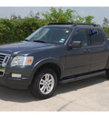 ford explorer sport trac 2010 gray suv xlt gasoline 6 cylinders 2 wheel drive automatic with overdrive 77338