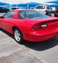 chevrolet camaro 1998 red hatchback gasoline v6 rear wheel drive automatic 76234