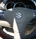 suzuki grand vitara 2006 white suv luxury gasoline 6 cylinders 4 wheel drive automatic 46219