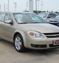 chevrolet cobalt 2007 beige sedan lt gasoline 4 cylinders front wheel drive automatic with overdrive 77469