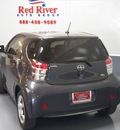 scion iq 2012 gray hatchback 4 cylinders cont  variable trans  75020