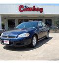 chevrolet impala 2011 dk  blue sedan lt flex fuel 6 cylinders front wheel drive automatic with overdrive 77657