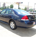chevrolet impala 2011 dk  blue sedan lt flex fuel 6 cylinders front wheel drive automatic with overdrive 77657