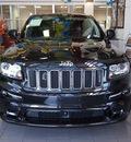jeep grand cherokee 2013 black suv srt8 gasoline v8 4 wheel drive automatic 77388