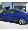 honda civic 2007 blue coupe si gasoline 4 cylinders front wheel drive 6 speed manual 76541