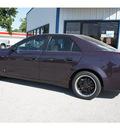 cadillac cts 2006 purple sedan gasoline 6 cylinders rear wheel drive automatic 76541