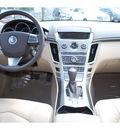 cadillac cts 2013 white sedan 3 0l luxury gasoline 6 cylinders rear wheel drive automatic with overdrive 77002
