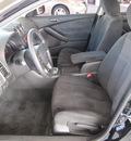 nissan altima 2011 black sedan 2 5 s gasoline 4 cylinders front wheel drive shiftable automatic 77477