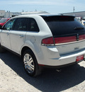 lincoln mkx 2009 white suv elite gasoline 6 cylinders front wheel drive automatic 76234