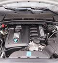 bmw 3 series 2008 silver sedan 328i gasoline 6 cylinders rear wheel drive automatic 76011