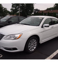 chrysler 200 2013 white sedan limited flex fuel 6 cylinders front wheel drive automatic 07730