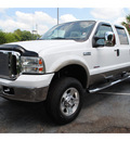 ford f 250 2007 white super duty diesel 8 cylinders 4 wheel drive automatic with overdrive 77581