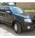 mazda tribute 2011 black suv i grand touring gasoline 4 cylinders front wheel drive automatic 78757