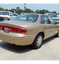 buick century 2000 gold sedan custom gasoline v6 front wheel drive automatic with overdrive 77706