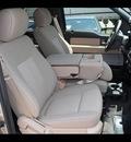 ford f 150 2012 pale adobe met xlt flex fuel 8 cylinders 2 wheel drive automatic 75041
