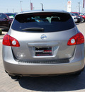 nissan rogue 2010 gray suv 4 cylinders automatic 76087