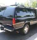chevrolet suburban 1996 black suv k1500 gasoline v8 4 wheel drive automatic 80110
