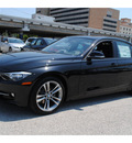 bmw 328i 2013 black sapphire sedan gasoline 4 cylinders rear wheel drive automatic 77002