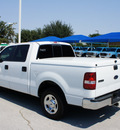 ford f 150 2005 oxford white clearc xlt gasoline 8 cylinders rear wheel drive 4 speed automatic 76210