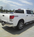 toyota tundra 2012 white grade flex fuel 8 cylinders 4 wheel drive automatic 75569
