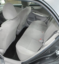 toyota corolla 2011 gray sedan le 4 cylinders automatic 91731