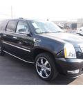 cadillac escalade esv 2013 black suv luxury 8 cylinders automatic 77074