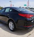 kia optima 2013 black sedan lx gasoline 4 cylinders front wheel drive automatic 76205