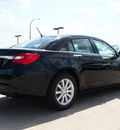 chrysler 200 2013 black sedan limited flex fuel 6 cylinders front wheel drive automatic 76011