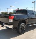 toyota tundra 2012 black sr5 gasoline 8 cylinders 2 wheel drive automatic 76011