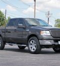 ford f 150 2005 dk  gray xlt heartland gasoline 8 cylinders 4 wheel drive automatic with overdrive 61832