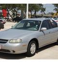 chevrolet malibu 2000 silver sedan ls gasoline v6 front wheel drive automatic 78232