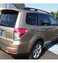 subaru forester 2009 topaz gold suv 2 5 xt limited gasoline 4 cylinders all whee drive automatic 07701