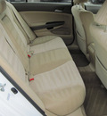 honda accord 2010 white sedan lx 4 cylinders automatic with overdrive 77074