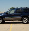 jeep grand cherokee 2004 dk  blue suv laredo columbia ed  gasoline 6 cylinders 4 wheel drive automatic 62034