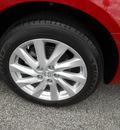 mazda mazda6 2011 red sedan i touring plus gasoline 4 cylinders front wheel drive automatic 75901