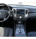 hyundai equus 2013 lt  gray sedan signature gasoline 8 cylinders rear wheel drive automatic 77094