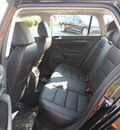 volkswagen jetta 2012 black wagon sportwagen tdi diesel 4 cylinders front wheel drive 6 speed automatic 46410