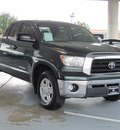 toyota tundra 2008 lt  green sr5 gasoline 8 cylinders 2 wheel drive automatic with overdrive 77477