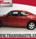 dodge charger 2010 red sedan sxt gasoline 6 cylinders rear wheel drive automatic 76502