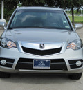 acura rdx 2011 gray suv sh awd w tech gasoline 4 cylinders all whee drive automatic with overdrive 77074
